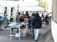 Prati, spacciava droga al mercatino dei libri usati: arrestato 36enne