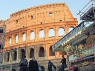 Colosseo, il ritorno dei camion bar Scade l'ordinanza di tutela del centro della ex giunta di Ignazio Marino