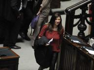 Mafia Capitale, le reticenze in aula di Micaela Campana, deputata Pd