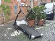 Trastevere, tapis roulant in strada
