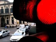 Non funzionano i semafori traffico in tilt in centro