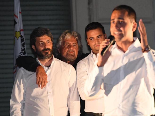 Di Maio, la difesa di Grilloi buchi nella verità del delfino«Scelsero Marra per vincere»