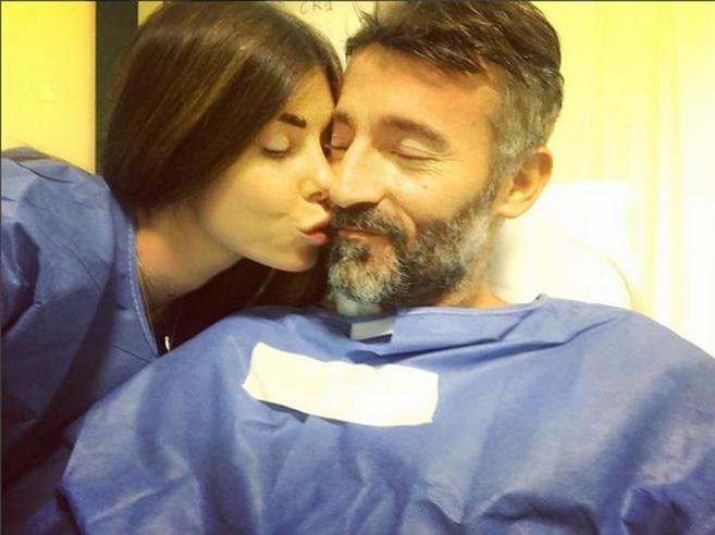Max Biaggi, la fidanzata: «Buon compleanno, hai vinto la sfida»