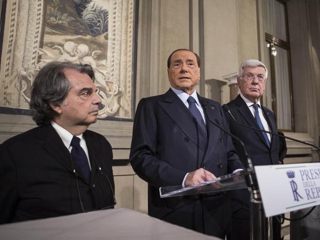 Brunetta: «La Lega fa sorridereIl leader resta Berlusconi»