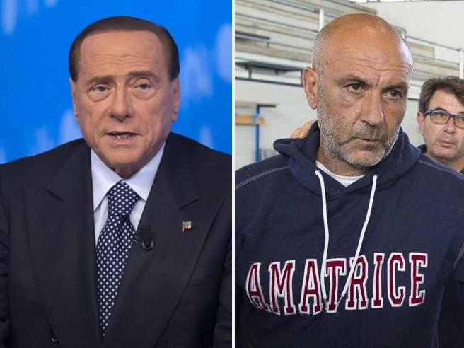Berlusconi  boccia la corsa di PirozziE lui replica:  «Non voglio far  litigare»
