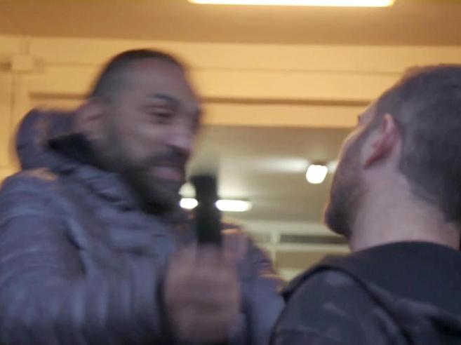 Ostia, Spada rinviato a giudizioper l'aggressione al giornalista
