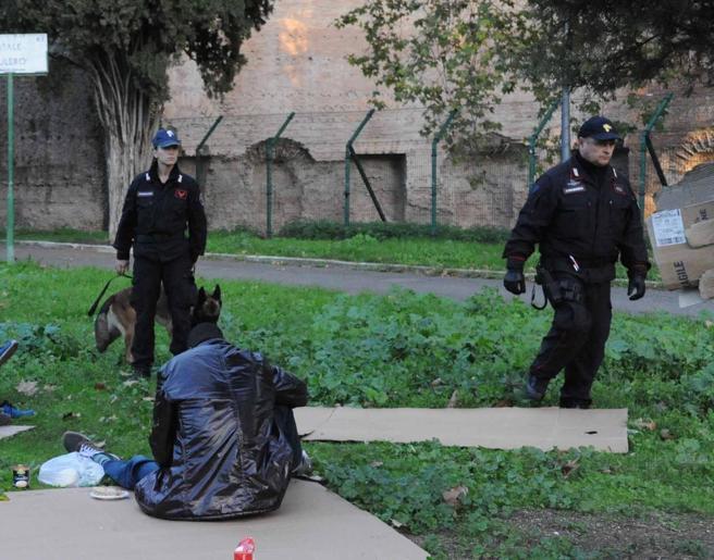 Allarme Esquilino: stuprata clochard 75enne, uomo arrestato