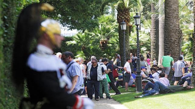 2 giugno aperti al pubblico i giardini del quirinale corriere tv - I giardini del quirinale ...