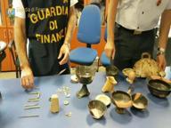 Museo privato con tesoretto etrusco in casa: denunciato