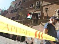 Sfratto al Colosseo, CasaPound occupa la strada
