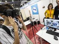 Roma, al via Maker Faire tra robot, stampe in 3D e droni