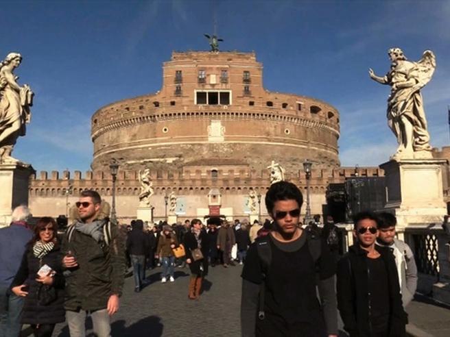 Roma: capodanno, turisti confusi su festa e  mezzi pubblici  Video