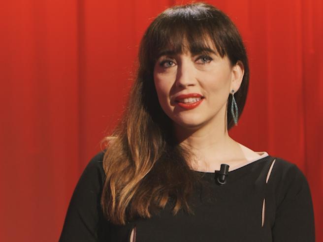 Chiara Francini: «Molestie? No, io sono rischiosa. E con gli amici niente flirt»
