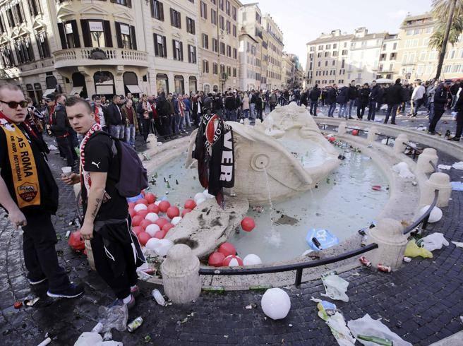 Tifosi Feyenoord, Marino: amichevole Olanda-Italia per pagare i danni