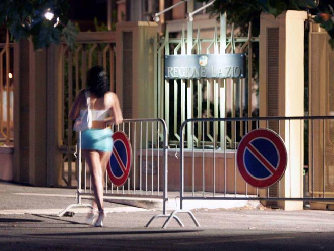 Prostitute city tube