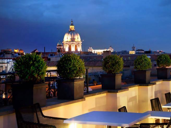 Roma, hotel 5 stelle con abusi edilizinell'ex Casa di cura ebraica
