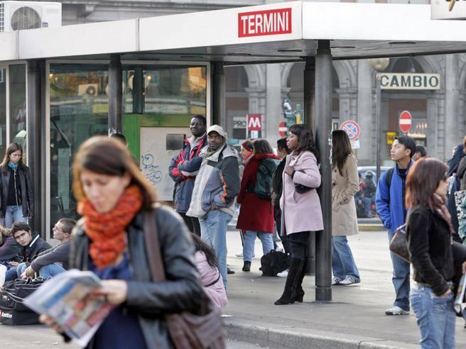 Roma, sciopero generale: metro a rilento e linee bus ...