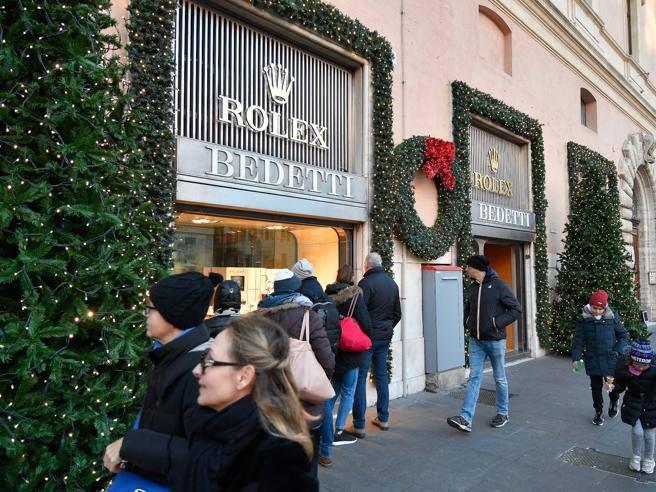 Orologi e gioielli, jeans e abitazioni A Roma i bitcoin sono ben accetti